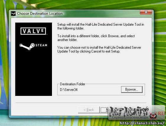 Как сделать сервер для css v75 через hlds самые новые сервера му